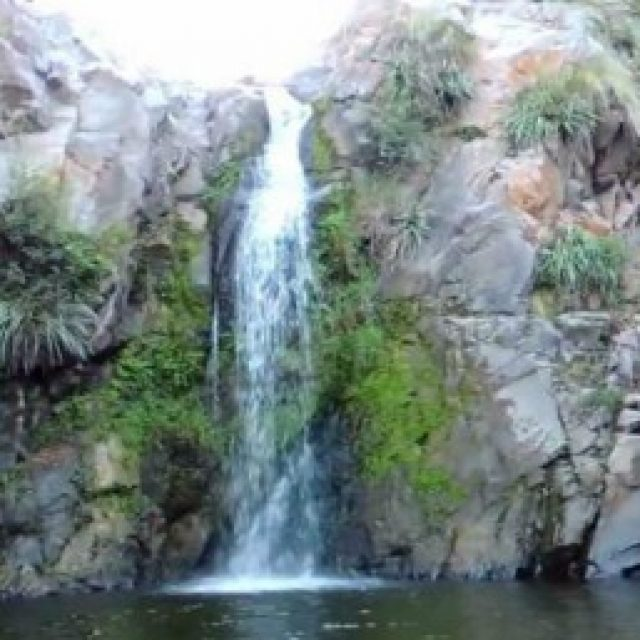 Cascada «Salto de la Estancita»